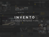 Invento | Architecture Building Agency Theme