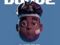 Duuude design 3d character