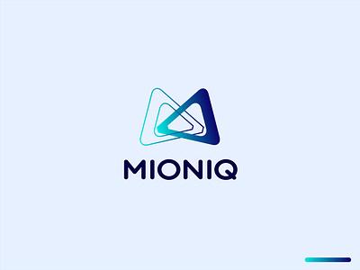 m logo symbol creative letter m brand identity gradient logo minimal logo designer graphic designer modern logo logos branding