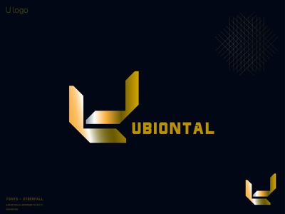 U LOGO logo inspiration logo mark logo modern logo design logo idea logodesign brand identity logo designer gradient logo graphic designer logos modern logo branding