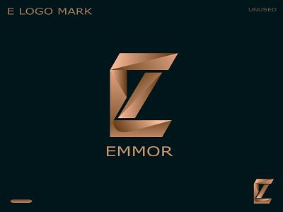E LOGO logo ideas logos logo design trends 2021 symbol brand identity gradient logo creative logo logo mark graphic designer graphic design modern logo branding e logo design e logo