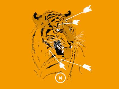 My first shot - Tiger Cartel
