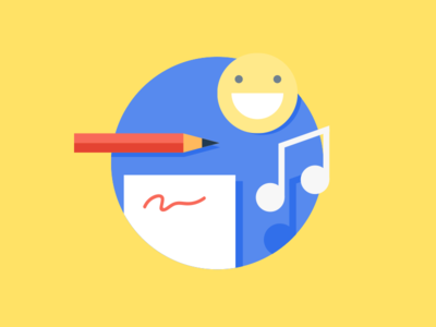 3 strategies to relieve stress at work productive todoist emoji smile pencil music