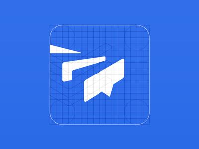 The logo of Twist doist todoist communication twist