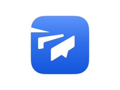 Twist iOS App Icon doist todoist communication twist