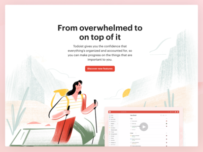Todoist Feature Page