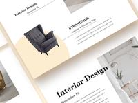 Interior_Web design 🛋