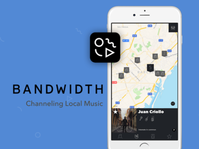 Bandwidth - Channeling Local Music