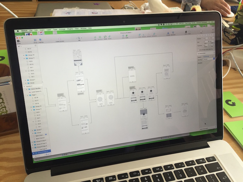 Wireframing today wireframe ux
