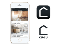 Cu-Cu - logo concept