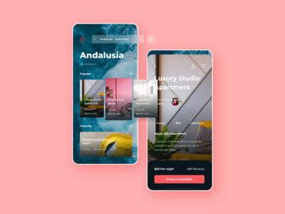 Airbnb Concept