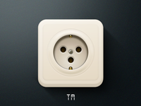 Confused Socket icon