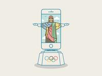 Jesus and Olympics