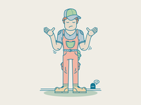 Worker - 404 Page