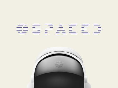 Spaced Brand / UI Design spacedchallenge iphone ios branding logo ui spaced