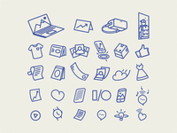 Perspective Icons