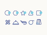 Variable icon styles