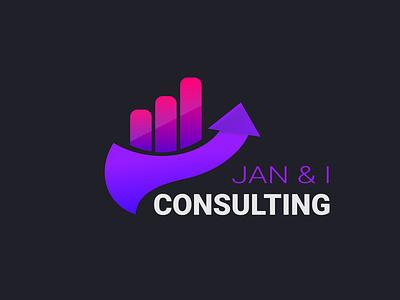 Consulting Logo Design graphic design flat minimalist unique logo creative professional logo create logo unique minimal minimalist logo modern logo custom logo business logo logo logo design