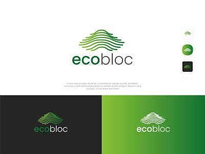 Eco Logo Design graphic design
