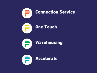 Premier Freight Branded Services branding logo