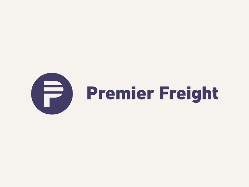 Premier freight dribbble 1