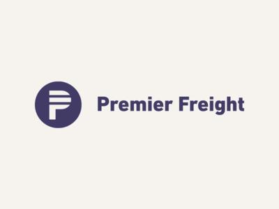 Premier Freight Logo logo