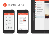 Hightail iOS 4.0