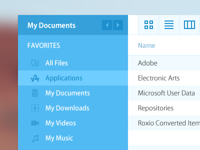 Windows 9: Explorer