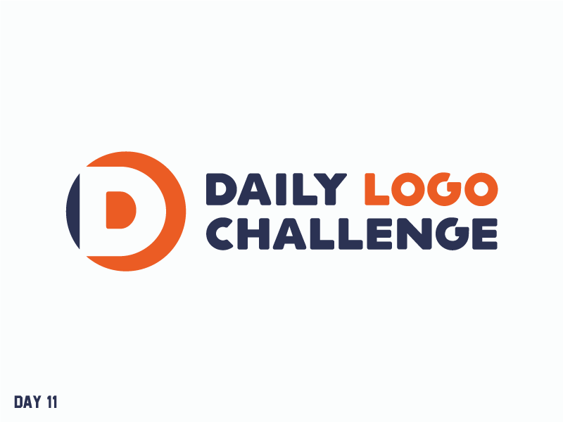 Daily Logo Challenge 11/50 logodlc vector simple daily logo daily challenge dailylogochallenge daily logo design