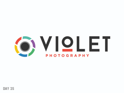 Daily Logo Challenge 25/50 photography photographer logo photographer photo daily logo daily challenge dailylogochallenge daily logo design