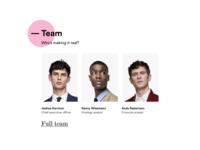 Puzzle Capital — Team