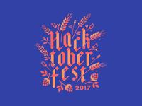 Hactoberfest 2017