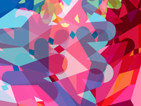 Kaleidoscopic Snowflakes – Remix Project #01