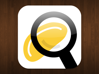 Pasty Finder – App icon