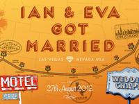 Ian & Eva Got Married – Print Detail #3
