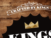 Kings Of The North Brewery – Logo Detail
