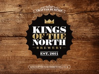 Kings Of The North Brewery – Logo