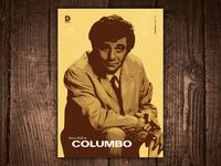 Peter Falk is Columbo Art Print