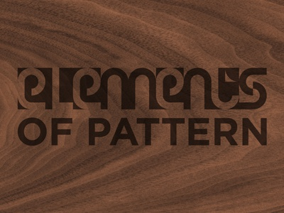 Brain aided design elements of pattern 02