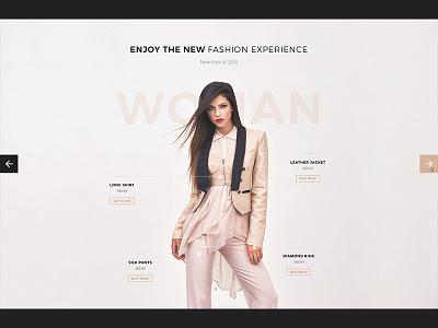 New Look look lookbook flat woman fashion web