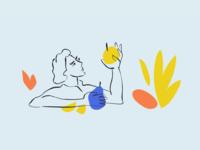 Illustration for Frank Foundation