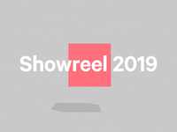 Showreel 2019 - Intro