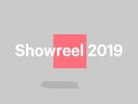Showreel 2019 - Intro
