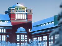 Museum of Natural History - Christmas Calendar 2018 - III