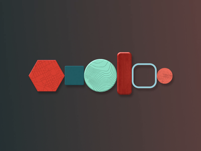 Shapes in motion shape animation shapes creativity mograph creative seamless smooth motion animation motiongraphics