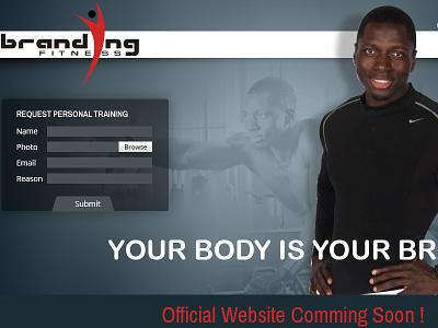 Branding Fitness fitness health