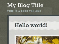 Blog Corner