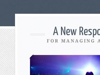 New WordPress Theme wordpress texture navy white