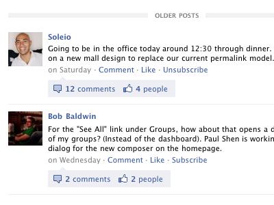 Minimized UFI facebook ufi