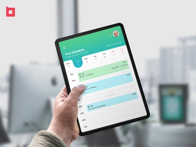 Attendance App Design